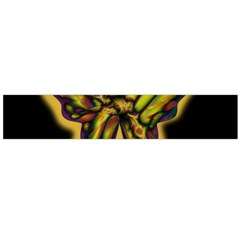 Night Butterfly Flano Scarf (large) by Valentinaart