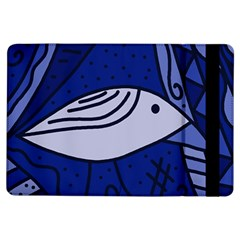 Blue Bird Ipad Air Flip by Valentinaart