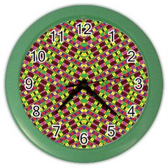 Planet Light Color Wall Clocks by MRTACPANS