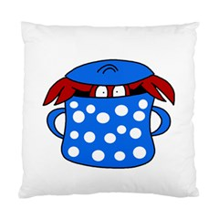 Cooking Lobster Standard Cushion Case (two Sides) by Valentinaart