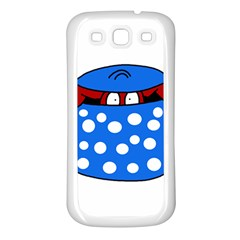 Cooking Lobster Samsung Galaxy S3 Back Case (white) by Valentinaart