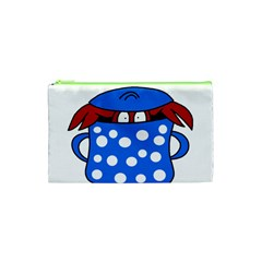 Cooking Lobster Cosmetic Bag (xs) by Valentinaart