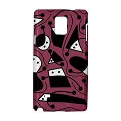 Playful Abstraction Samsung Galaxy Note 4 Hardshell Case