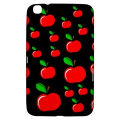 Red Apples  Samsung Galaxy Tab 3 (8 ) T3100 Hardshell Case  by Valentinaart