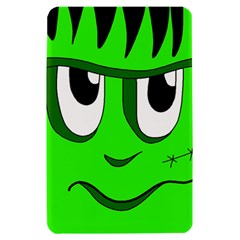 Halloween Frankenstein - Green Kindle Fire (1st Gen) Hardshell Case by Valentinaart