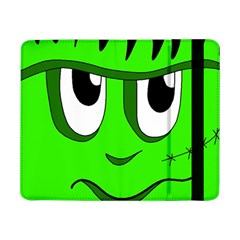 Halloween Frankenstein   Green Samsung Galaxy Tab Pro 8 4  Flip Case by Valentinaart