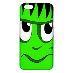 Halloween Frankenstein   Green Iphone 6 Plus/6s Plus Tpu Case by Valentinaart
