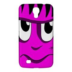 Halloween   Pink Frankenstein Samsung Galaxy Mega 6 3  I9200 Hardshell Case by Valentinaart