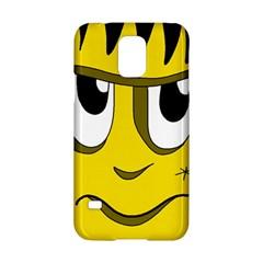 Halloween Frankenstein   Yellow Samsung Galaxy S5 Hardshell Case  by Valentinaart