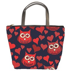 Owl You Need In Love Owls Bucket Bags