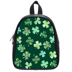 Lucky Shamrocks School Bags (small)  by BubbSnugg