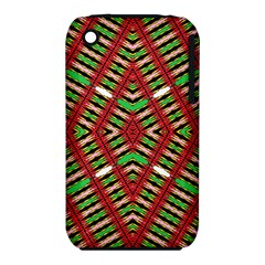 Color Me Up Apple Iphone 3g/3gs Hardshell Case (pc+silicone) by MRTACPANS