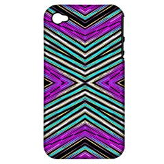 La Loi Apple Iphone 4/4s Hardshell Case (pc+silicone) by MRTACPANS