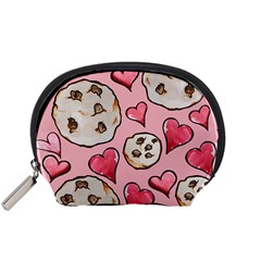 Chocolate Chip Cookies Accessory Pouches (small)  by BubbSnugg