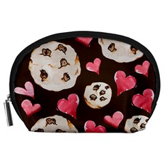 Chocolate Chip Cookies Accessory Pouches (large)
