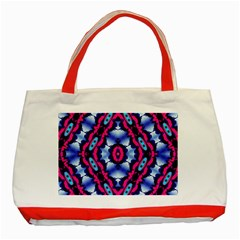 Hnjytyj Classic Tote Bag (red) by MRTACPANS