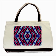 Hnjytyj Basic Tote Bag (two Sides) by MRTACPANS