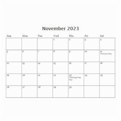 Pawsitive Beginnings Calendar By Lamerle   Wall Calendar 8 5  X 6    5jsws41glpzd   Www Artscow Com Nov 2017