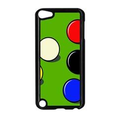 Billiard  Apple Ipod Touch 5 Case (black) by Valentinaart