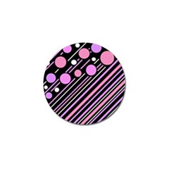 Purple Transformation Golf Ball Marker (4 Pack) by Valentinaart
