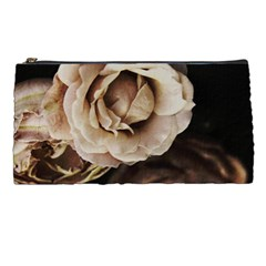 Roses Flowers Pencil Cases by vanessagf