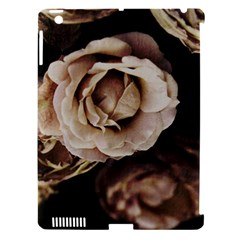 Roses Flowers Apple Ipad 3/4 Hardshell Case (compatible With Smart Cover) by vanessagf