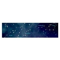 Constellations Satin Scarf (oblong) by DanaeStudio