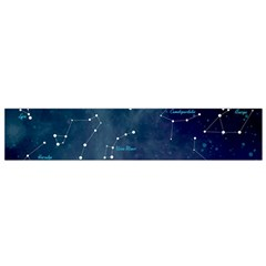 Constellations Flano Scarf (small) by DanaeStudio