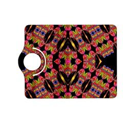 Two Heart Kindle Fire Hd (2013) Flip 360 Case by MRTACPANS