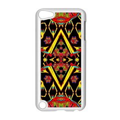 Time Space Apple Ipod Touch 5 Case (white) by MRTACPANS