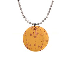 Orange Decor Button Necklaces by Valentinaart