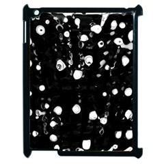 Black Dream  Apple Ipad 2 Case (black) by Valentinaart