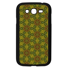 Camo Abstract Shell Pattern Samsung Galaxy Grand Duos I9082 Case (black) by TanyaDraws