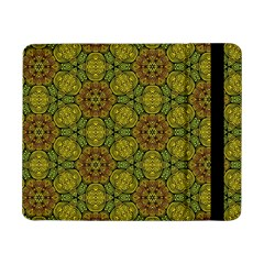 Camo Abstract Shell Pattern Samsung Galaxy Tab Pro 8 4  Flip Case by TanyaDraws