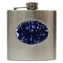 Blue Dream Hip Flask (6 Oz) by Valentinaart
