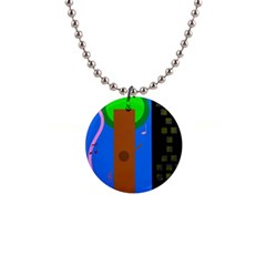 Growing  Button Necklaces by Valentinaart