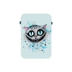 Cheshire Watercolor  Apple Ipad Mini Protective Soft Cases by lvbart