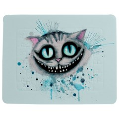 Cheshire Watercolor  Jigsaw Puzzle Photo Stand (rectangular) by lvbart