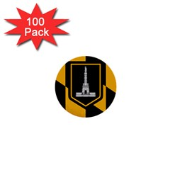 Flag Of Baltimore  1  Mini Buttons (100 Pack)  by abbeyz71