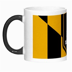 Flag Of Baltimore  Morph Mugs