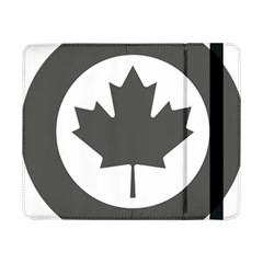 Low Visibility Roundel of the Royal Canadian Air Force Samsung Galaxy Tab Pro 8.4  Flip Case by abbeyz71