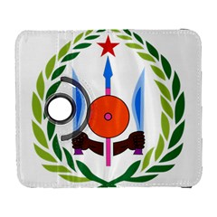 National Emblem Of Djibouti  Samsung Galaxy S  Iii Flip 360 Case by abbeyz71