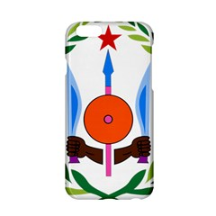 National Emblem Of Djibouti  Apple Iphone 6/6s Hardshell Case