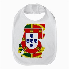 Flag Map Of Portugal Bib