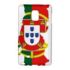Flag Map Of Portugal Galaxy Note Edge by abbeyz71