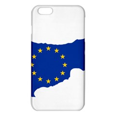 European Flag Map Of Cyprus  Iphone 6 Plus/6s Plus Tpu Case by abbeyz71
