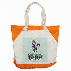 Fizzy Lifting Accent Tote Bag by lvbart