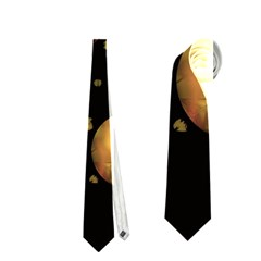 Golden Balls Neckties (one Side)  by Valentinaart