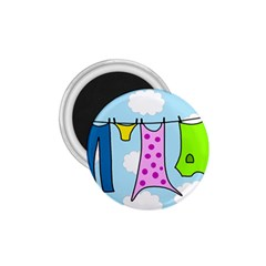 Laundry 1 75  Magnets by Valentinaart
