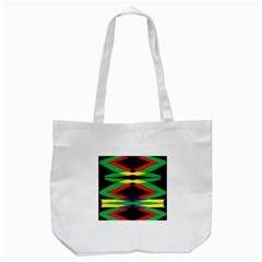 Space Net Tote Bag (white) by MRTACPANS